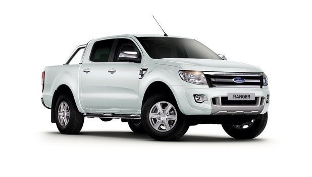 Ford Ranger Double Cab напрокат