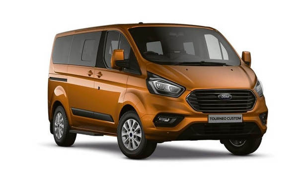 Ford Transit Tourneo напрокат